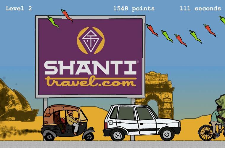 Shanti le Rickshaw