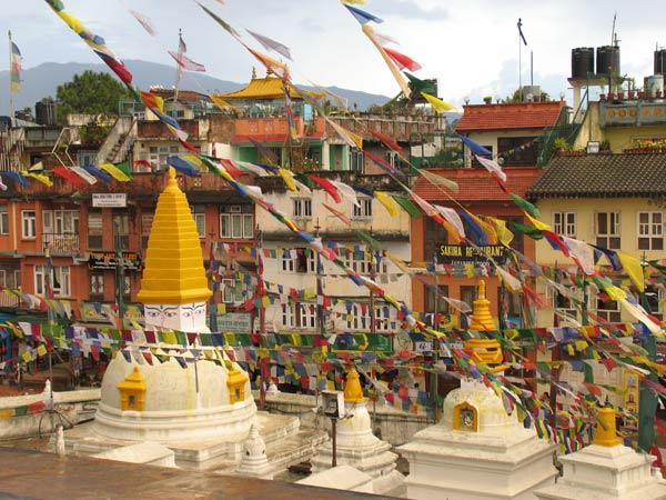 Shanti Travel au Népal