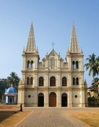 A Cathedral in Cochin