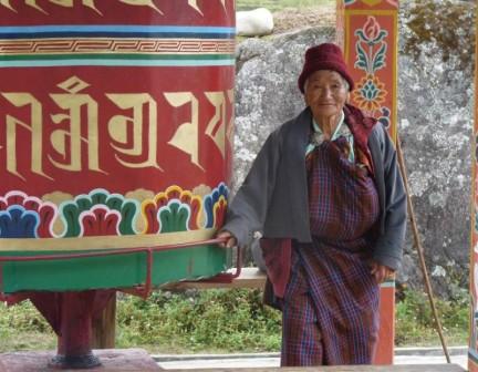 Bhutanese Buddhist
