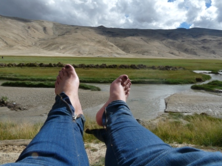 Basking in the beauty of Ladakh