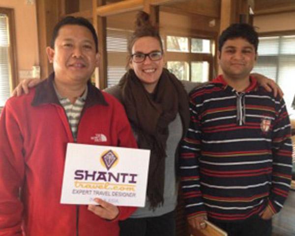 Agence Shanti Travel Katmandu