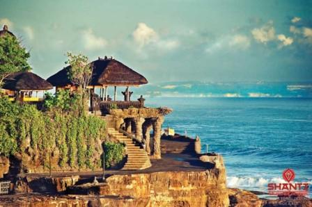 Honeymoon resort in Bali