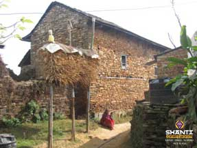 Rural life in Bandipur