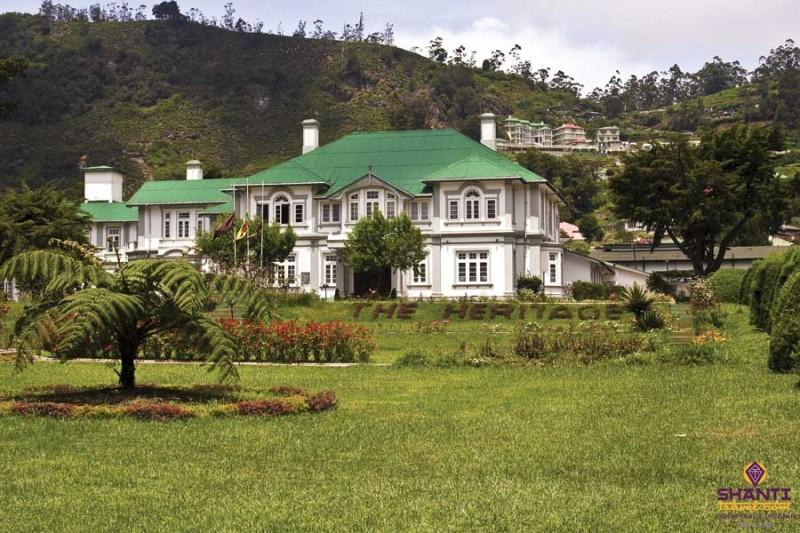 hôtels-au-Sri-Lanka