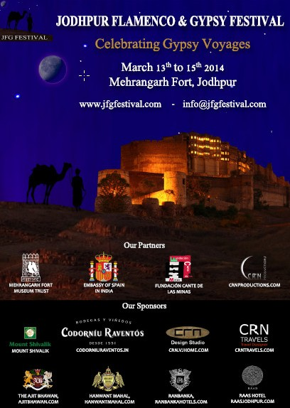 The Jodhpur Flamenco and Gypsy Festival