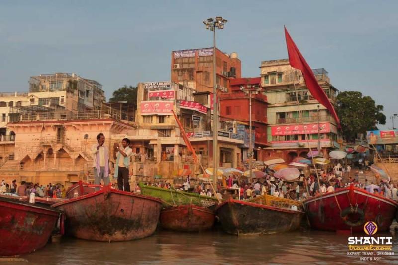The mystical Varanasi