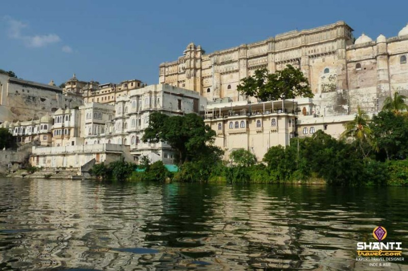 Udaipur, the city of lakes