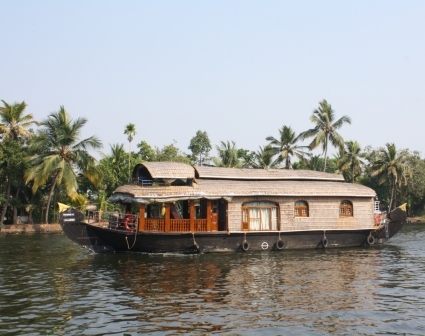 Kerala Backwaters Housebout