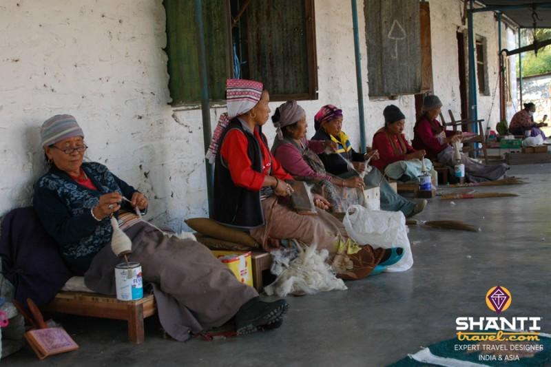 mode de vie tibetain