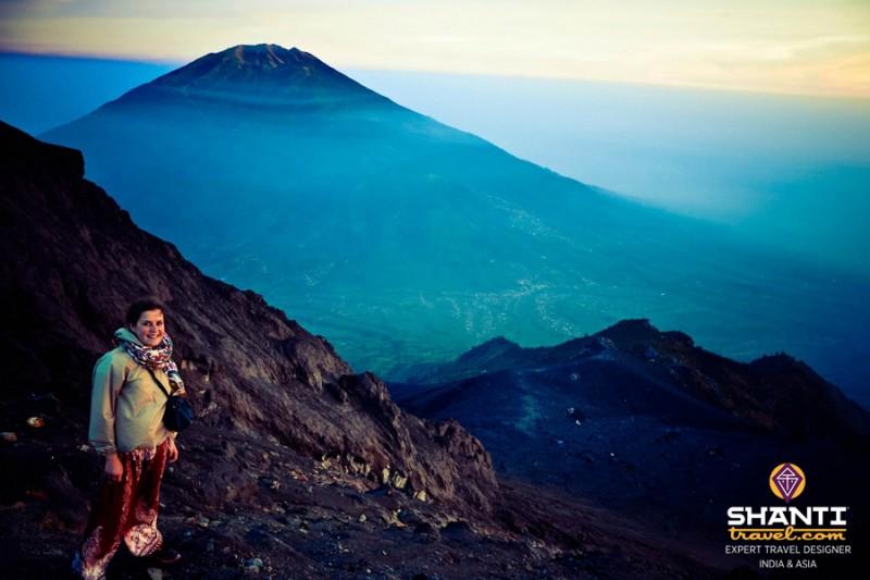 Sommet Mont Merapi