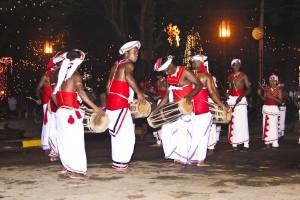 Sri Lanka musicians PeraHera festival Candy