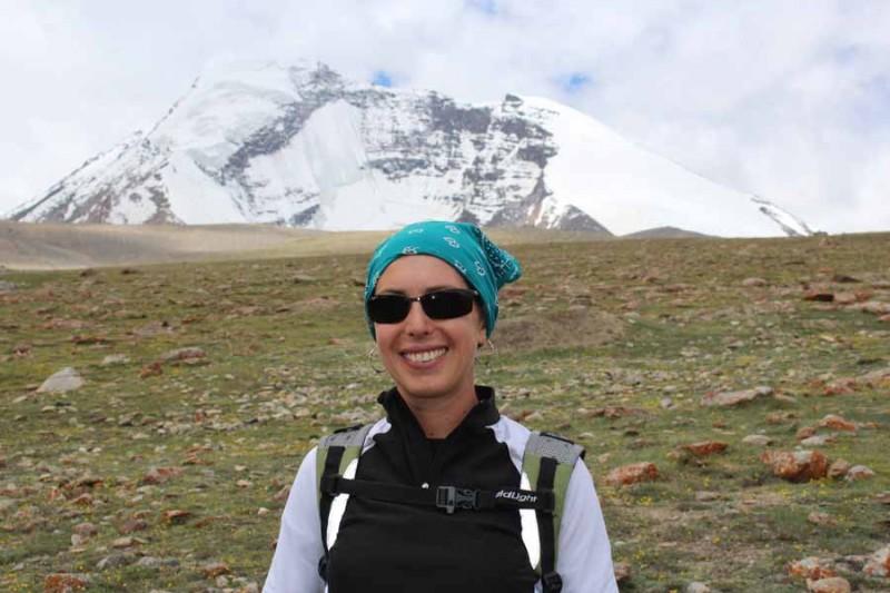 Lucie Birac Ladakh