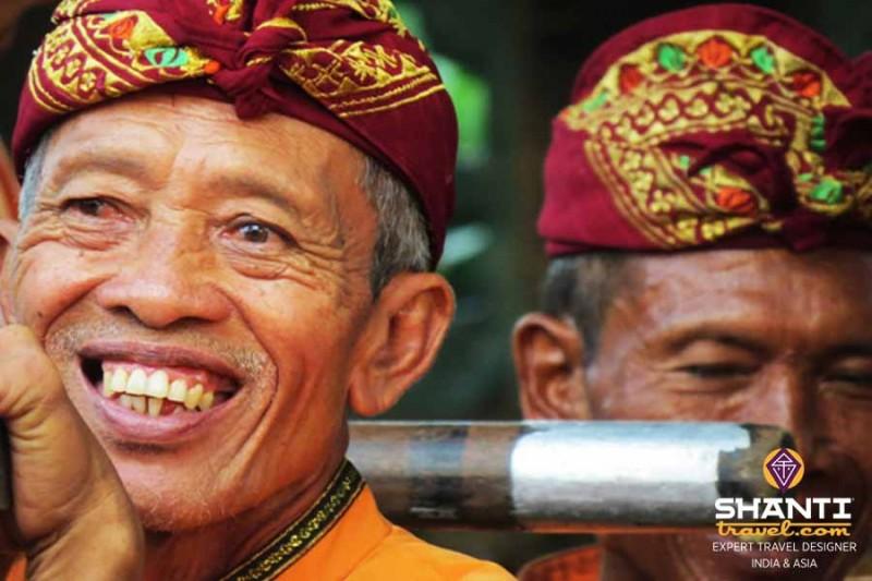 richesse culturelle Indonésie