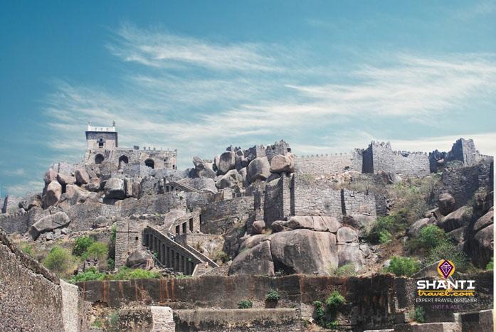 Golconda Fort Telangana