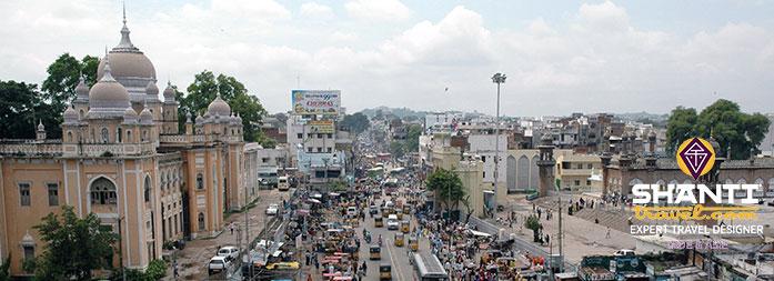 Hyderabad old city