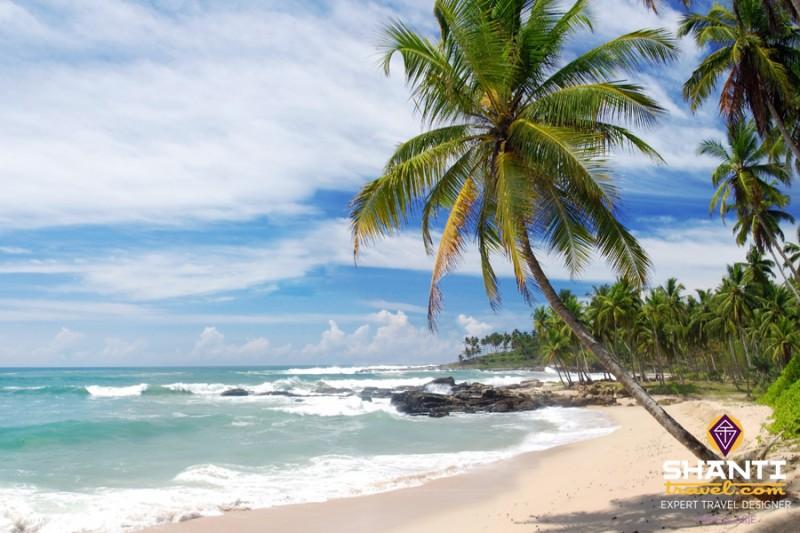 Plage Tagalle Sri Lanka