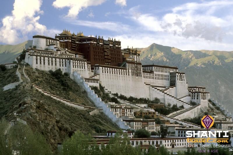 Potala Palace Lhassa