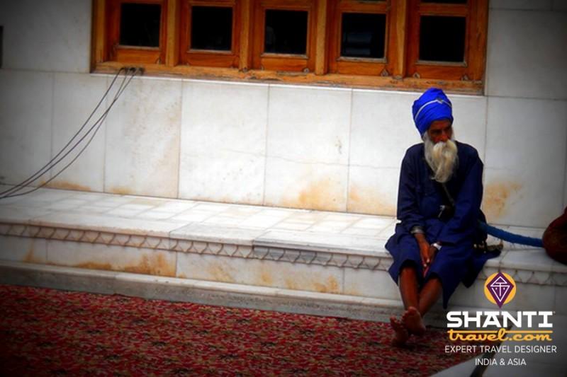 Voyage en Inde La Tristesse