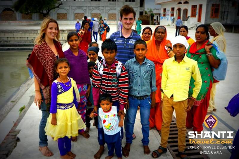 Voyage en Inde L'appartenance