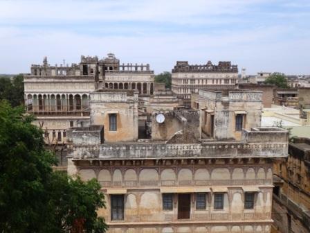 Churu in Rajasthan