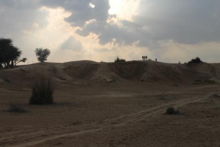 Desert in Churu