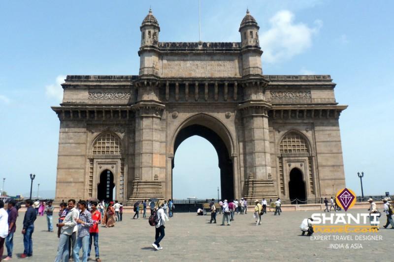 Visiter Bombay