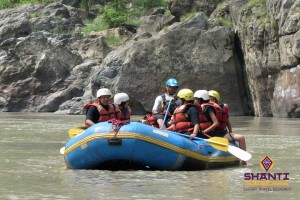 Rafting vallée de Katmandou