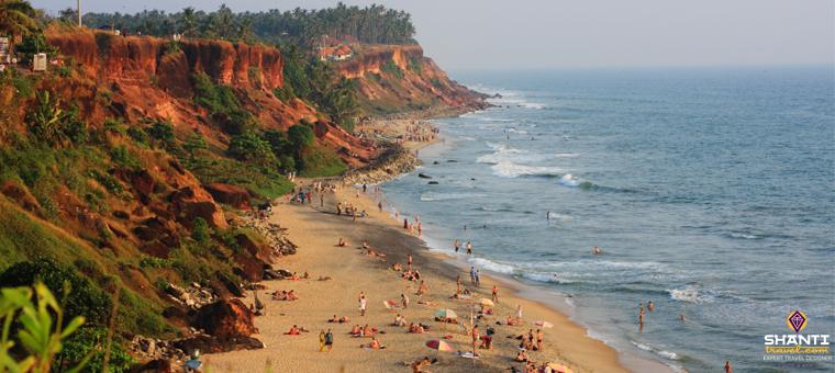Varkala Beach Shanti Travel
