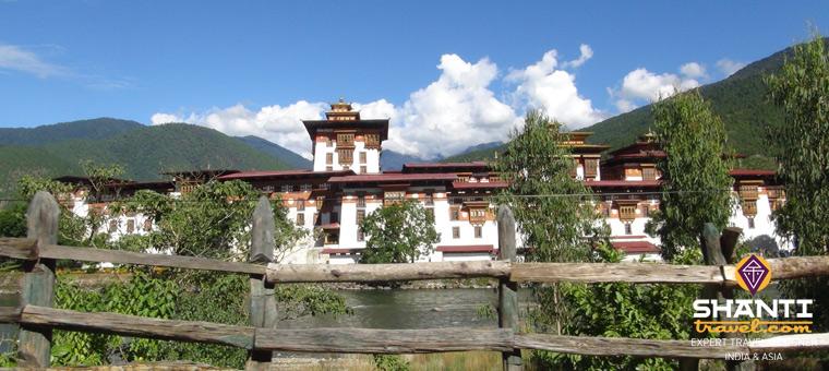 Bhoutan Printemps