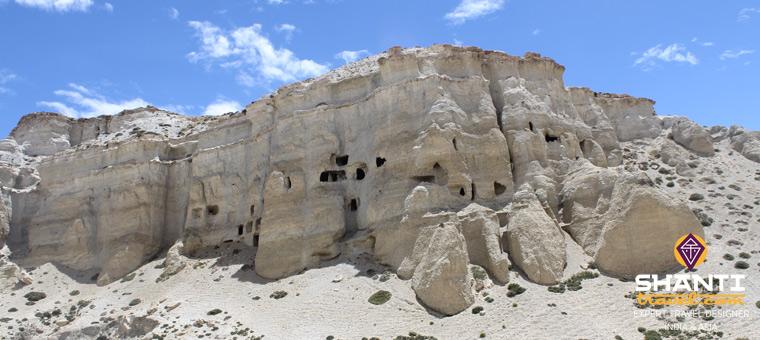 Cavernes Mustang