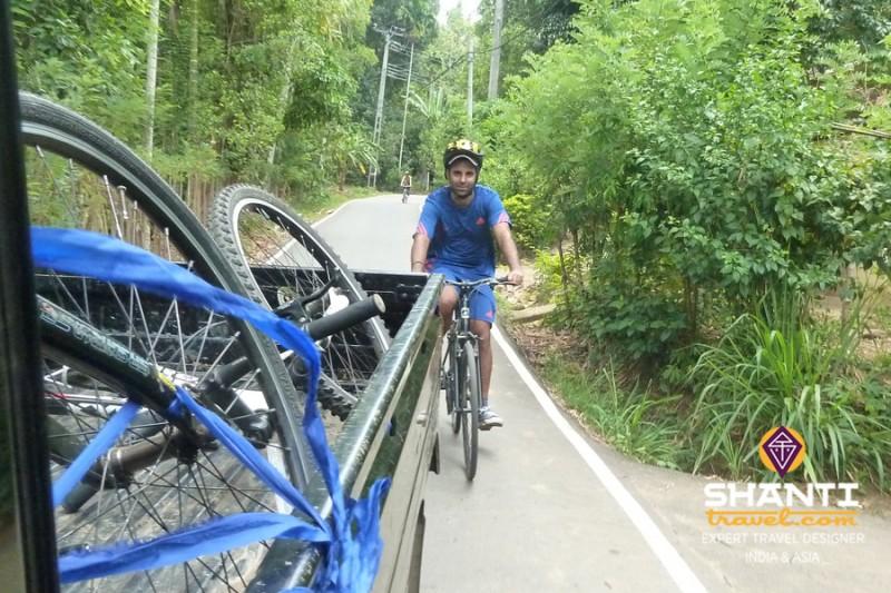 Kandy vélo