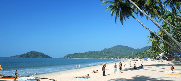 Palolem Beach - Shanti Travel