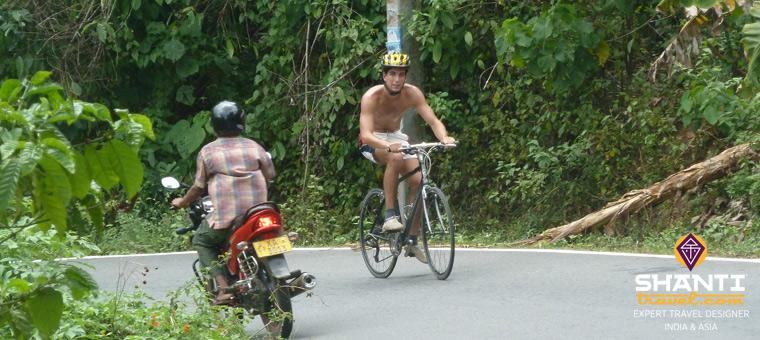 Vélo Sri Lanka