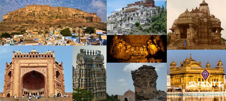 10 monuments à voir en Inde