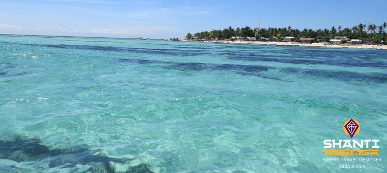 plages de Lembongan