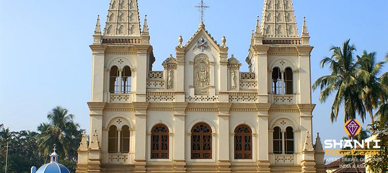 Cathédrale Kochi