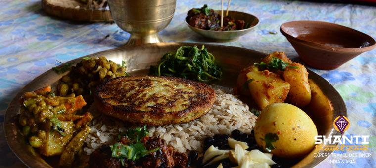 cuisine népalaise : notre menu à la carte !