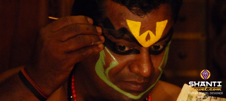 Danse Kathakali