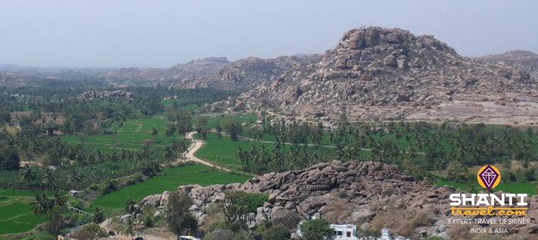 Ruines de Hampi