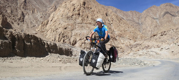 Ladakh en vélo
