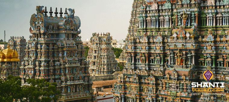 Temple Meenakshi Madurai