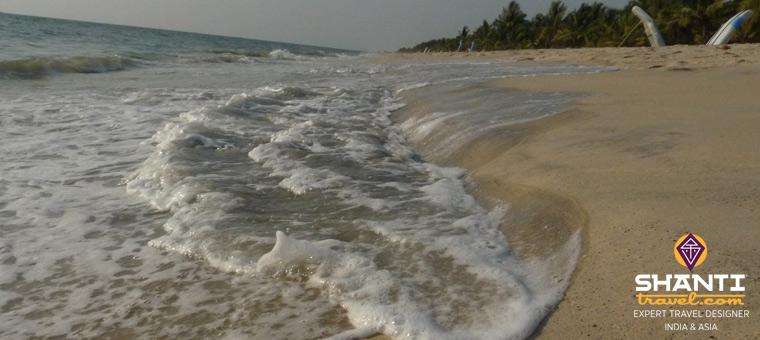 Plage Marari Kerala
