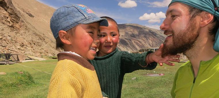 Rencontres au Ladakh