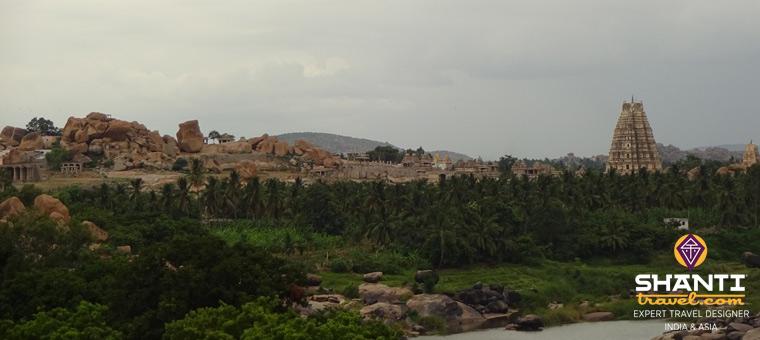 Ruines d'Hampi