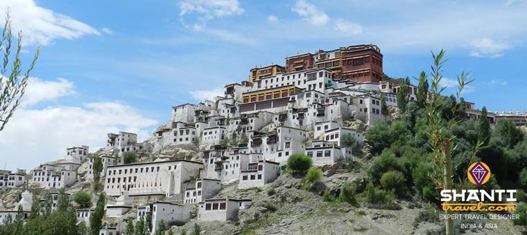 Thikse Ladakh