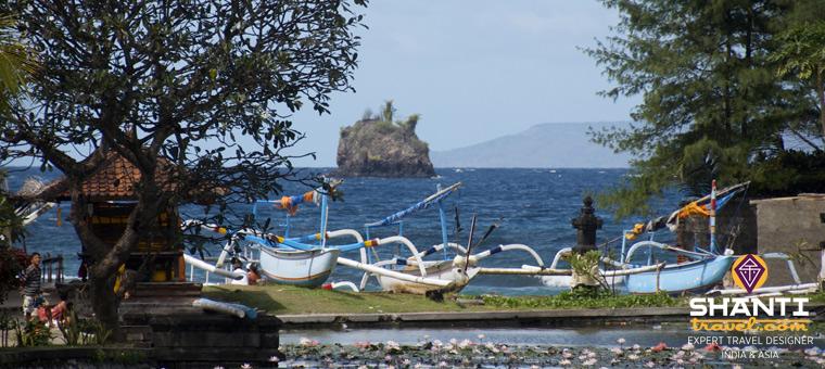 Vacances hiver en Indonésie