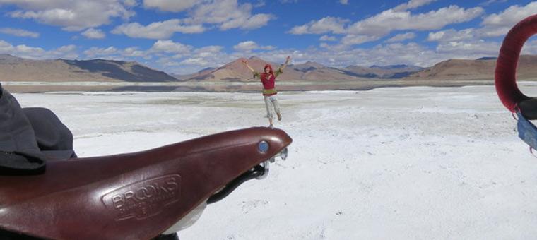 Vélo au Ladakh