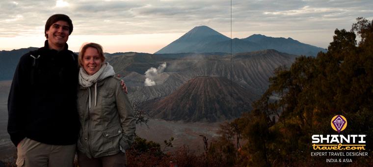 Voyage en amoureux en Indonésie