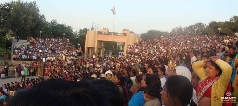 Wagah-Border-India
